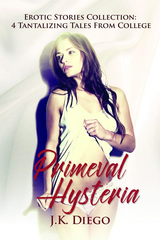 Primeval Hysteria book cover