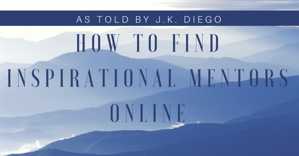 how to find inspirational mentors online
