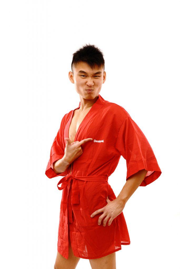 J.K. Diego the fuckboy in kimono