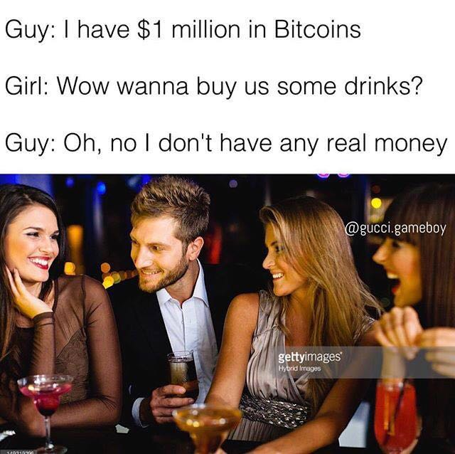 bitcoin cryptocurrency millionaire