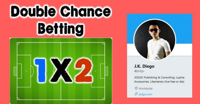Double Chance Betting Strategy in Soccer Betting