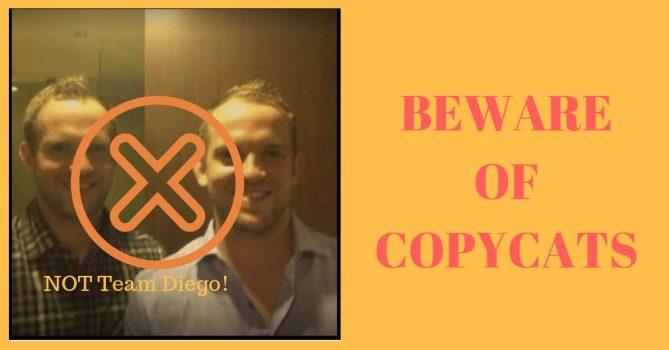team diego copycats