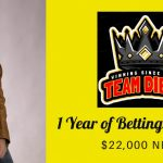 1 Year Of Betting On Draws - $22,000 Net Profits For 2018