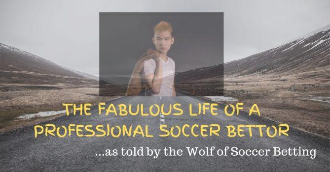 professional soccer bettor (J.K. Diego)