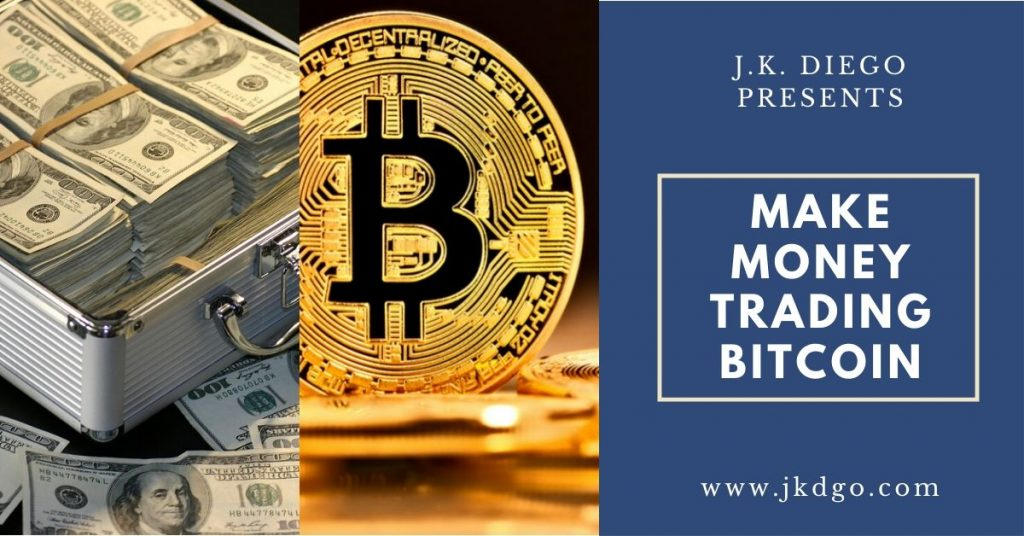 make money trading bitcoin