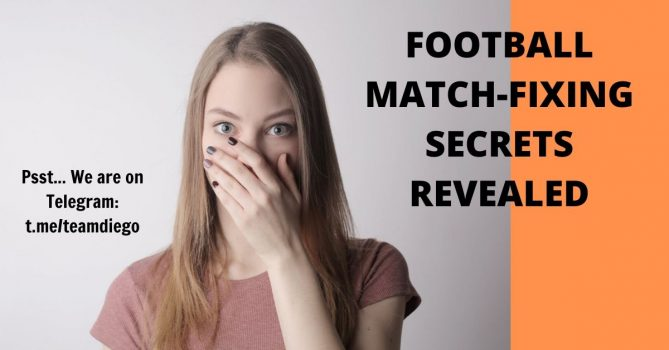 football match-fixing secrets